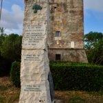 monumento a Salvo D'Acquisto (foto Loris Pietrelli)